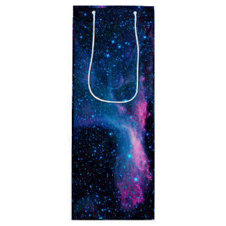 NASAs Cosmic Dancer DG 129 Wine Gift Bag