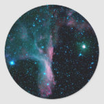 NASAs Cosmic Dancer Sticker