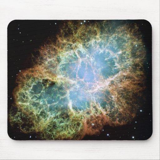 NASAs Crab Nebula Mousepad