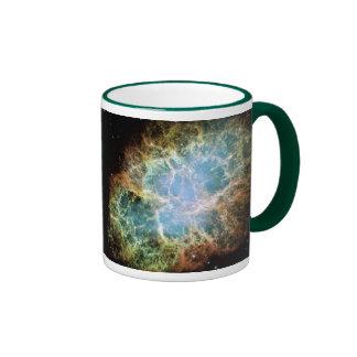 NASAs Crab Nebula Coffee Mug