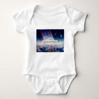 NASAs Dinosaur end Baby Bodysuit
