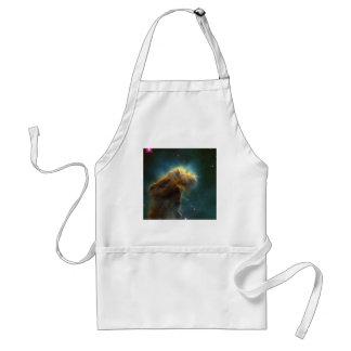NASAs Eagle Nebula Aprons