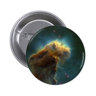NASAs Eagle Nebula Pinback Button