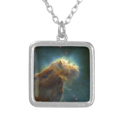 NASAs Eagle Nebula Necklaces