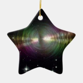 NASAs  Egg Nebula Ceramic Ornament