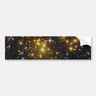 NASAs galaxy Abell Bumper Stickers