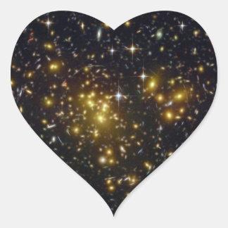 NASAs galaxy Abell Sticker