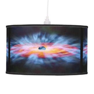 NASAs Galaxy Active nucleus AGN Pendant Lamp