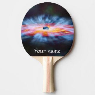 NASAs Galaxy Active nucleus AGN Ping Pong Paddle