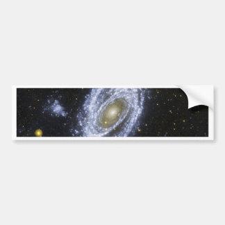 NASA's Galaxy Evolution Explorer Bumper Sticker