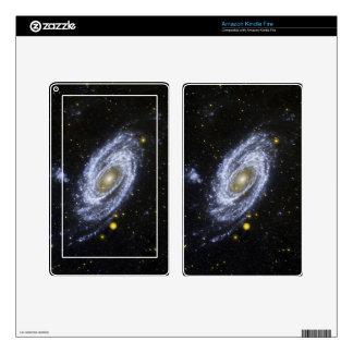 NASA's Galaxy Evolution Explorer Skins For Kindle Fire