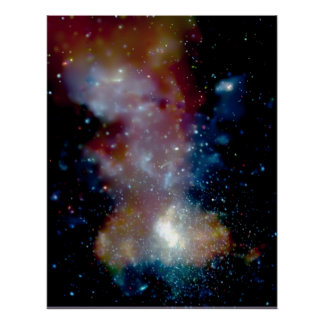 NASAs GC star cluster Posters