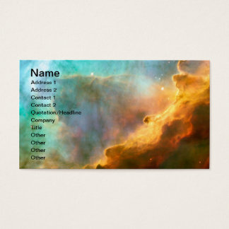 NASAs Girl scout poetry Business Card