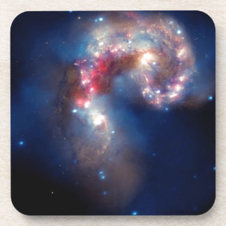 NASA's Great Observatories Witness a Galactic Spec Coasters