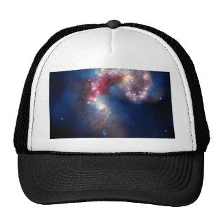 NASA's Great Observatories Witness a Galactic Spec Trucker Hats