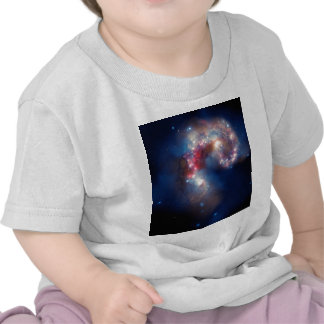 NASA's Great Observatories Witness a Galactic Spec Tshirt