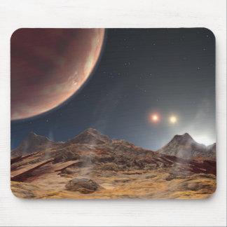 NASAs HD 188753 planets Mouse Pad