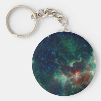 NASAs Heart And Soul Nebula Keychain