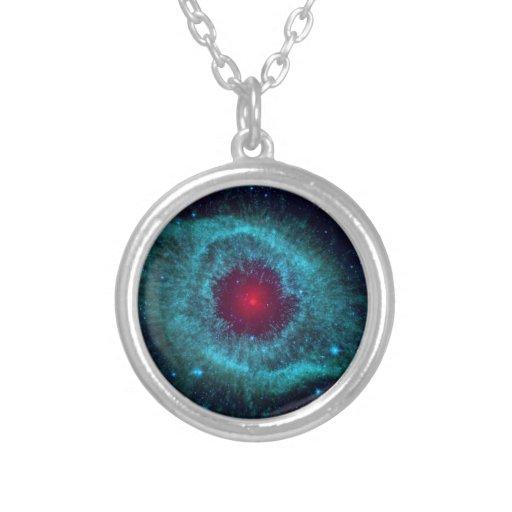 NASAs Helix Nebula Custom Necklace