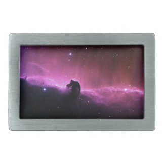 NASAs Horsehead Nebula Rectangular Belt Buckle
