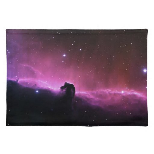 NASAs Horsehead Nebula Place Mat