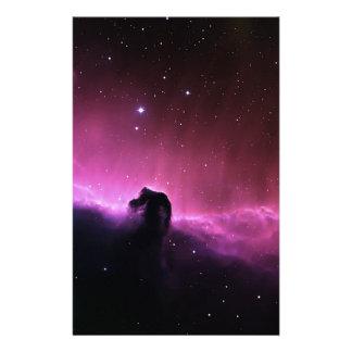 NASAs Horsehead Nebula Stationery