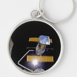 NASAs Hubble telescope Keychain
