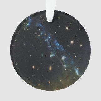 NASA's Hubble Views a Cosmic Skyrocket