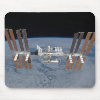 NASAs International space station Mouse Pad