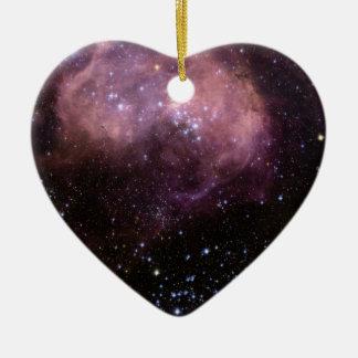 NASAs Magellanic Cloud Ceramic Ornament