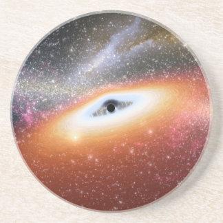 NASAs Massive Black Hole Coaster