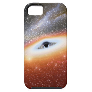 NASAs Massive Black Hole iPhone SE/5/5s Case