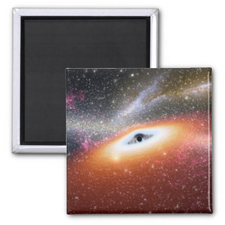 NASAs Massive Black Hole Magnet