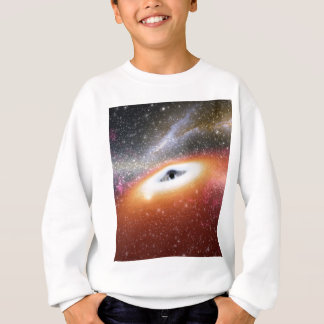 NASAs Massive Black Hole Sweatshirt
