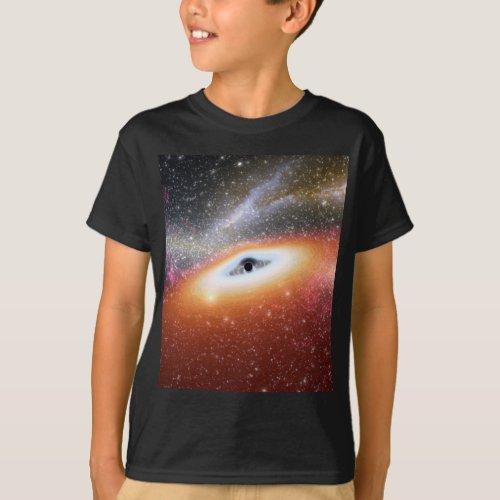 NASAs Massive Black Hole T_Shirt