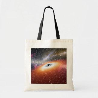 NASAs Massive Black Hole Tote Bag