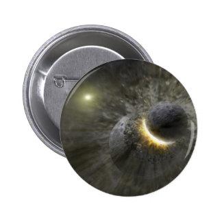 NASAs - Massive Smash-Up at Vega 2 Inch Round Button