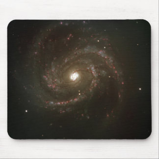 NASAs Messier 100 galaxy Mouse Pad