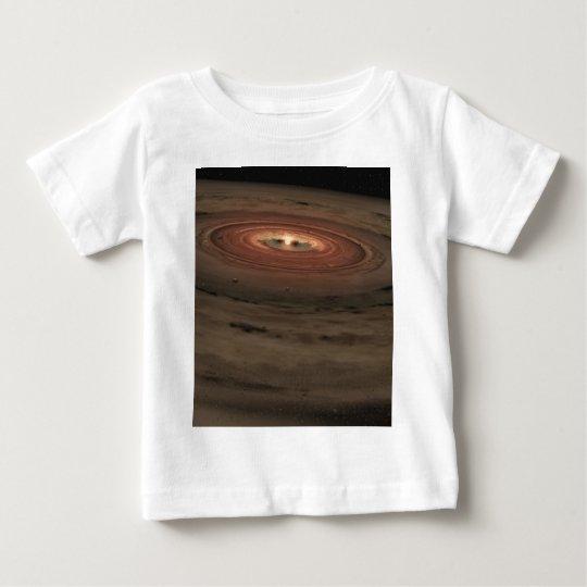 NASAs - Mini Solar System in the Making Baby T-Shirt
