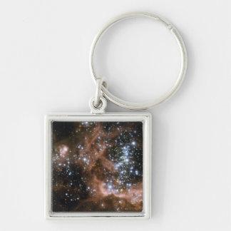NASAs NGC604 galaxy Keychain