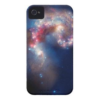 NASAs NGC 4038-4039 Galaxy iPhone 4 Case-Mate Cases