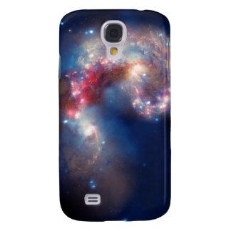 NASAs NGC 4038-4039 Galaxy Samsung Galaxy S4 Case