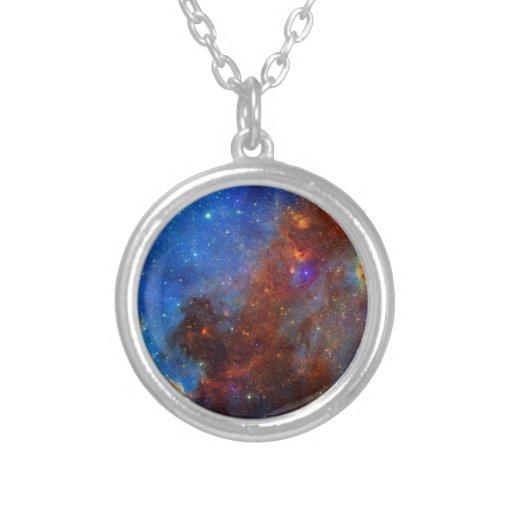NASAs North American Nebulae Personalized Necklace