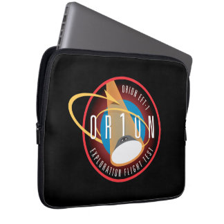 NASA's Orion EFT-1 Flight Official Mission Patch Computer Sleeve