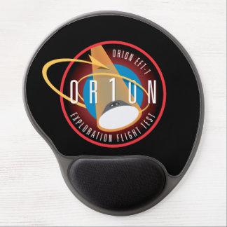 NASA's Orion EFT-1 Flight Official Mission Patch Gel Mouse Mat