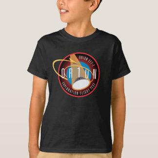 NASA's Orion EFT-1 Flight Official Mission Patch T-Shirt