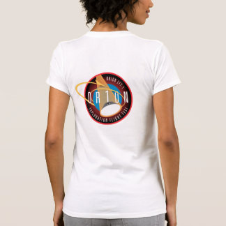 NASA's Orion EFT-1 Flight Official Mission Patch Tshirts