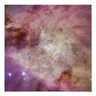 NASAs Orion Nebula Posters