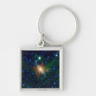 NASAs PIA13942 galaxy Keychain