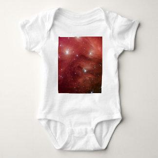 NASAs - Pink Pleiades Baby Bodysuit